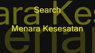 Search  Menara Kesesatan
