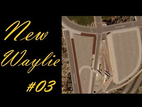 WALLS AND FLOORS ARE INTRIGUING - Cities Skylines - New Waylie #03