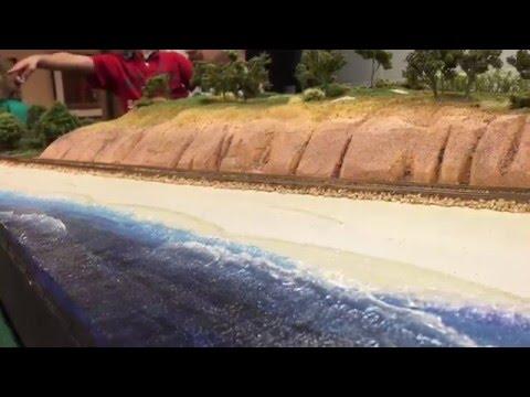 Z Scale at Rockville Lions 2015 Train Show