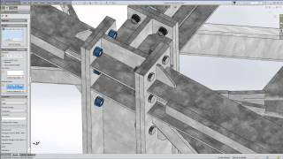 Smart Fasteners  3D SolidWorks