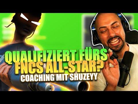 🙃 SO VIEL PECH kann MAN NICHT HABEN | Coaching mit Shuzeyy im FNCS ALL-STAR Qualifier