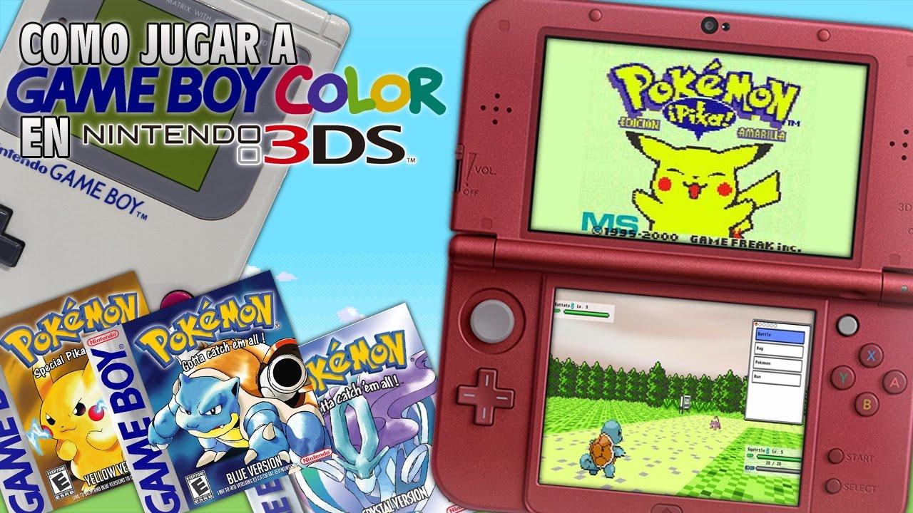 Jugar Gameboy Advance En 3ds Tutorial Facil Y Rapido Espanol