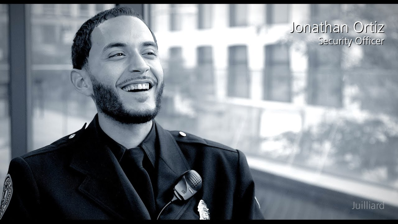 Juilliard Snapshot: Jonathan Ortiz