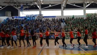 Dreyfoos Juniors 2017 Pep Rally Dance