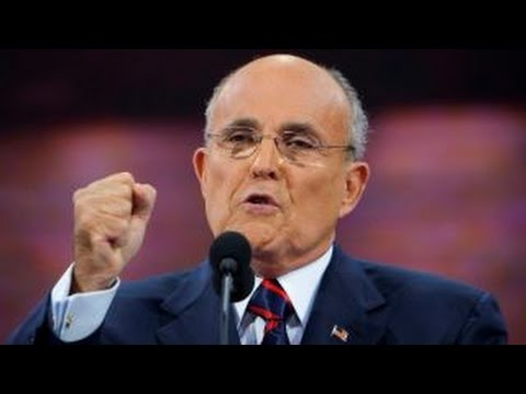 Foreign leaders hoping for anyone but Giuliani for Secretary of State?