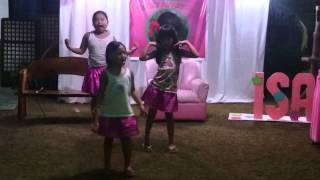 Roar by Toni, Jea and Sabel