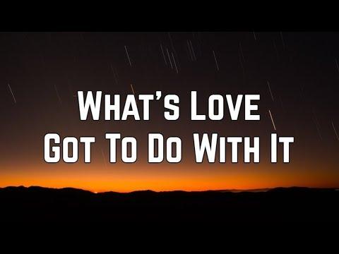 Tina Turner - What's Love Got To Do With It (Lyrics)
