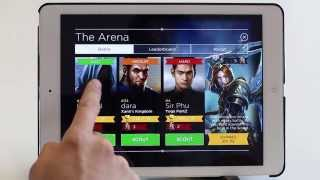 Rival Kingdoms - The Arena with Jorge Yao