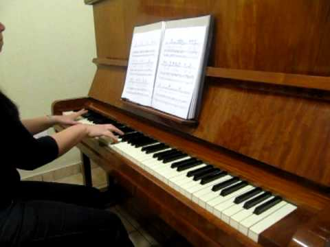 Van Halen - Love Walks In (Piano)