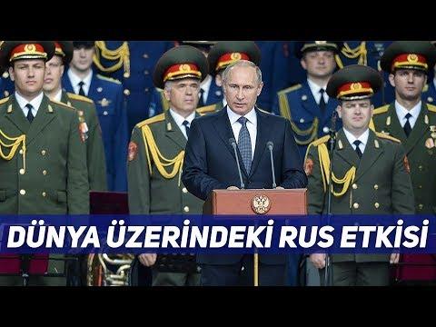 Rusya'nın Yeni Dünya Düzenindeki Yeri