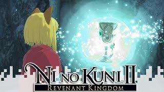 NI NO KUNI II: REVENANT KINGDOM - Fancy Cup! - EP26 (Gameplay)