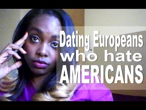 DATING IN LONDON | EUROPEANS WHO HATE AMERICANS from YouTube · Duration:  3 minutes 50 seconds