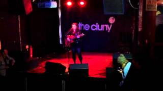 The Outpost LIVE - April session - Melissa Davison - (Lady Gaga Telephone cover)