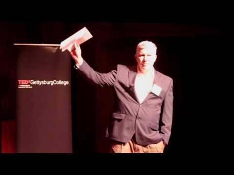 Zombies, Jefferson, and the Environment | Howard Ernst | TEDxGettysburgCollege