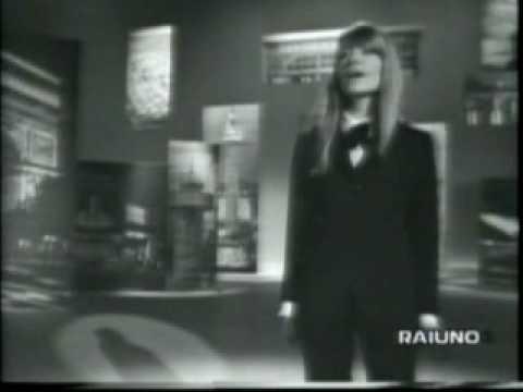 Françoise Hardy, Il ragazzo della via Gluck.Live.avi