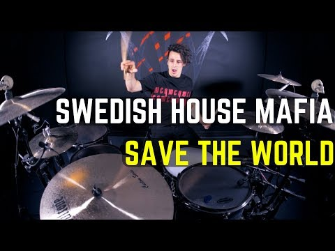 Swedish House Mafia - Save The World | Matt McGuire Drum Cover