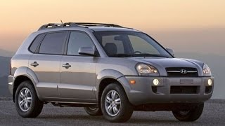 Тест драйв Hyundai Tucson обзор