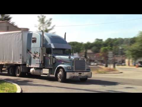 Life on the Road - A Trucking Documentary
