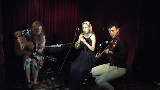 Eimear McGeown, Sinead Egan & James Carty Live at Green Note, London
