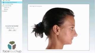 Virtual Plastic Surgery Nose Job, Chin Augmentation, Neck Lift (Lipo)