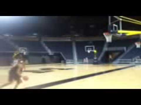 Jon Horford 360 windmill dunk