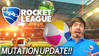 Rocket League: Mutation Update!