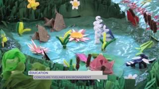 Ecologie : un secrétaire d'Etat en déplacement à Jouy-en-Josas