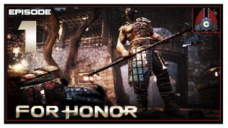 Let's Play For Honor Multiplayer With CohhCarnage - Episode 1