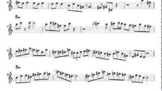 Transcription of John Coltrane