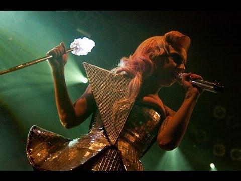 Lady Gaga - Love Game (Live @ V Festival 2009) [HD - 3D]