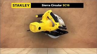 SC16 - Más Rápida: Nueva Sierra Circular