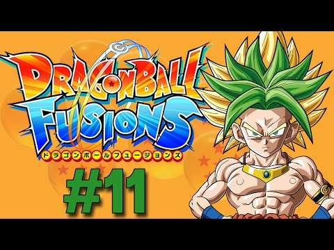 #11 GOHAN, BARDOCK, BROLY et bien plus - Dragon Ball Fusions gameplay FR HD
