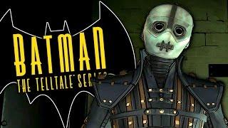 A NEW WORLD ORDER - Episode 3 Walkthrough - Batman:The Telltale Series #1