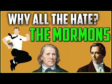 GCSE History: The Mormons (2018)