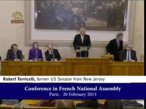 Conference in French National Assembly