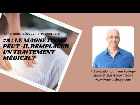 Le magnétisme peut il remplacer un traitement médical ?