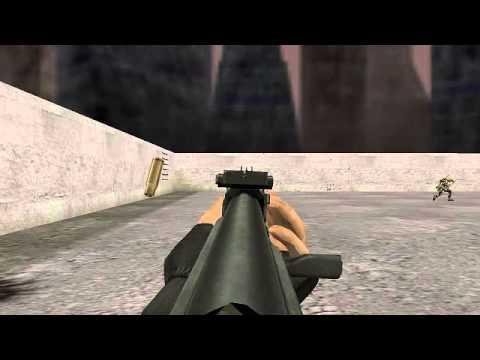 CSDM Ffa GunGame Iron Sights Aimable Red Dot Guns + Alencore CS 1.6 Pack Version 2