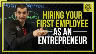 Hiring Your First Employee as an Entrepreneur