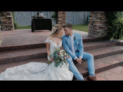 An Ever After Wedding at Hastings, Michigan thumbnail
