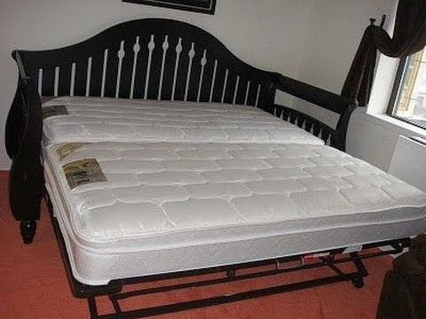 Trundle Bed Pop Up To King