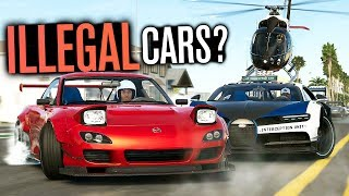 ILLEGAL JDM Cars in The Crew 2?!