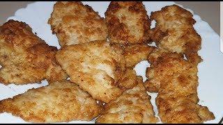 Очень нежная, сочная и вкусная куриная грудка в горчичном маринаде/нежное и сочное куриное филе/