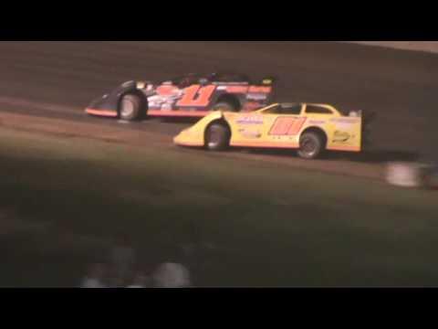 Late Model Feature Shawano Speedway Shawano Wisconsin 6/25/16