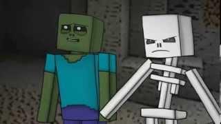 Смешной мультик Minecraft(, 2014-02-23T04:23:09.000Z)
