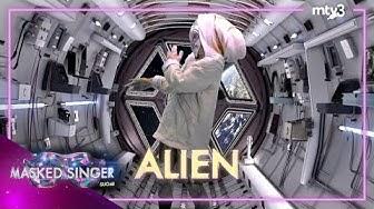 ALIEN -BEIBI | MASKED SINGER SUOMI | MTV3