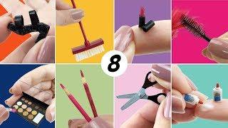 8 DIY IDEAS FOR YOUR BARBIE