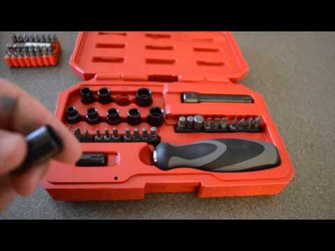 Review: Craftsman Max Axess 32 Piece Driver Set