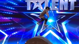 Britain's Got Talent 2017 Charley Dyson Full Audition S11E02