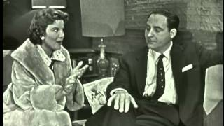 SID CAESAR: The Commuters - The Fur Coat (CAESAR