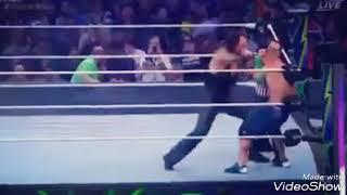 Undertaker vs John Cena WrestleMania 34 Full Match